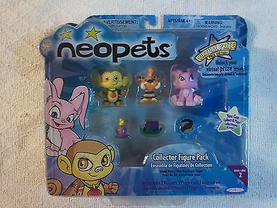 Nickelodeon Neopets Collector Figure Pack Series 2 by Jakks Pacific