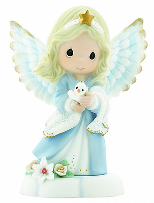 "Precious Moments ""In The Radiance Of Heaven's Light"" Figurine"