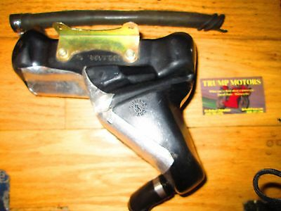 DUCATI OEM 998  BREATHER BOX AND HOSE   extremely rare