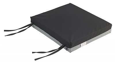 "Seat Gel/Foam Cushion, 16"" x 18"" x 3"" - Free Shipping"