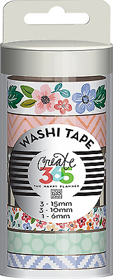 Me and My BIG Ideas Washi Tape, Fresh Floral