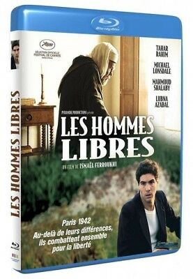 Les hommes libres BLU-RAY NEUF SOUS BLISTER