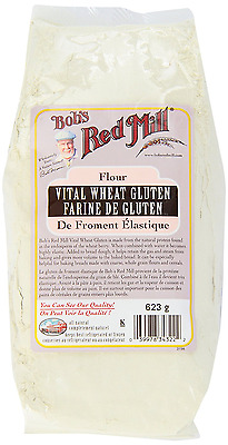 Bob's Red Mill Vital Wheat Gluten Flour, 623 gm
