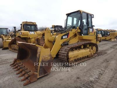 2013 CATERPILLAR 963D Crawler Loaders