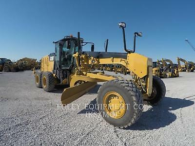 2014 CATERPILLAR 12M2AWD Motor Graders
