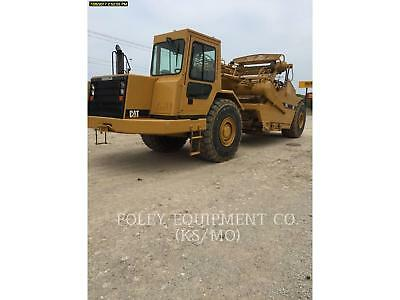 2006 CATERPILLAR 615CII Scrapers