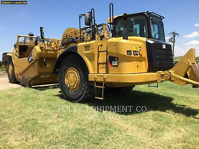 2012 CATERPILLAR 627H Scrapers