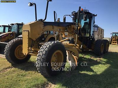 2014 CATERPILLAR 12M2 Motor Graders