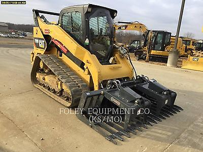 2013 CATERPILLAR 299D Multi Terrain Loader