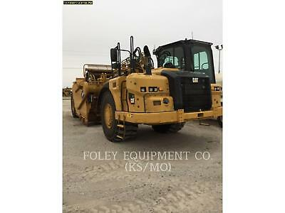 2014 CATERPILLAR 623K Scrapers