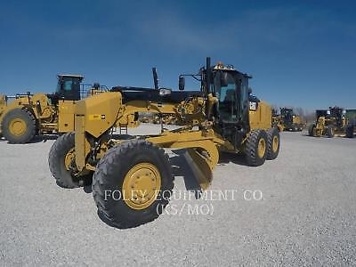 2013 CATERPILLAR 12M2AWD Motor Graders