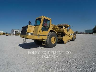 2005 CATERPILLAR 615CII Scrapers