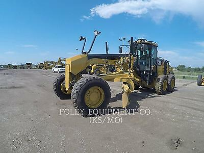 2010 CATERPILLAR 140MAWD Motor Graders