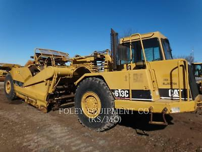 2004 CATERPILLAR 613C Scrapers
