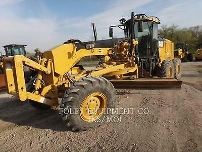 2012 CATERPILLAR 140M2 Motor Graders