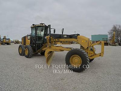 2010 CATERPILLAR 120M Motor Graders