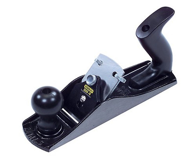 STANLEY 12-404 No. 4 Adjustable Bench Plane with 2-Inch Cutter