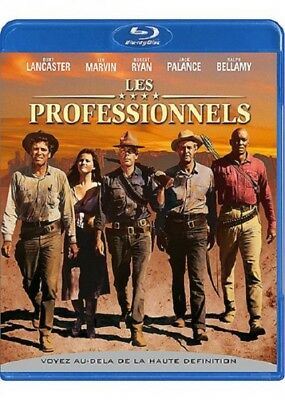 Les Professionnels BLU-RAY NEUF SOUS BLISTER