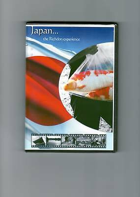 Japan.The Richdon Experience. Koi DVD.With case/cover.