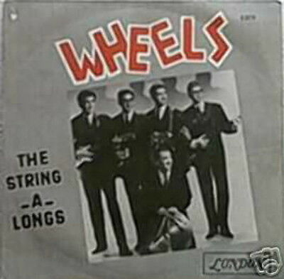 The String-A-Longs 45 Tours Wheels