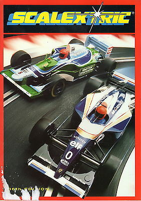 Scalextric 1995 Catalogue - Edition 36