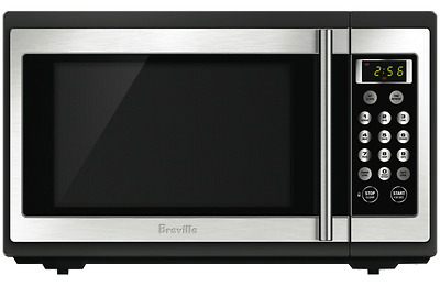Breville BMO300 34L 1100W STAINLESS STEEL MICROWAVE