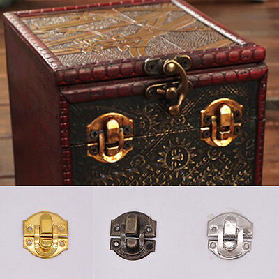 Antique Decorative Jewelry Gift Trunk Latch  Lock For Blanket Box Chest