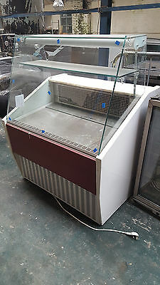 Serve Over Counter Display Fridge Meat Chiller 151cm (5 ft)