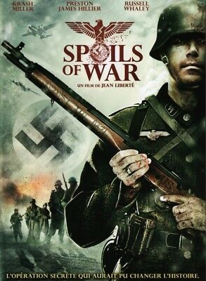 Spoils of war DVD NEUF SOUS BLISTER