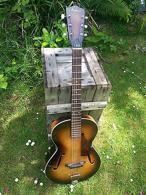 FRAMUS VIRTUALLY  MOTHBALLED, NR MINT 50's CELLO BODY  ARCH TOP! JUST GORGEOUS