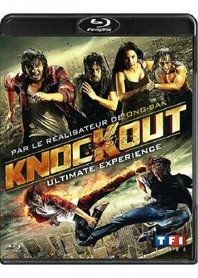 Knockout ultimate experience  BLU-RAY NEUF SOUS BLISTER