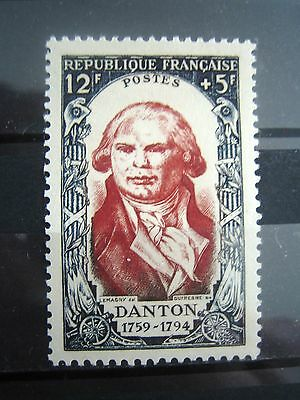 Timbres France-N° 870 Neuf* Avec Trace De Charniere