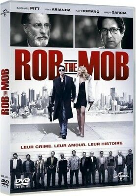 Rob the mob DVD NEUF SOUS BLISTER