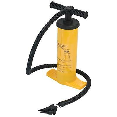 Kampa Double Action Hand Pump Suitable for Airbeds, Tents, Awnings & Inflatables