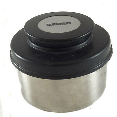 Ilford Stainless steal developing tank for 35mm film *Good Condition*