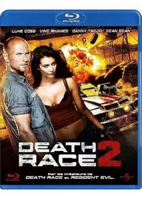 Death race 2 BLU-RAY NEUF SOUS BLISTER