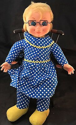 Mrs. Beasley - Original Vintage 1960's Doll - Perfect Condition
