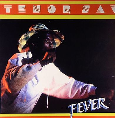 Tenor Saw - FEVER - Reggae LP Hits Dancehall - Vinyl Records