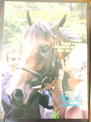 Pacemaker International Magazine September 1985 Horse Racing