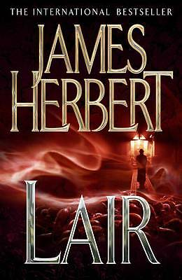 Lair by James Herbert BRAND NEW BOOK (Paperback, 2012)