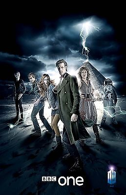 DOCTOR WHO 11x17 mini movie poster collectible COLLAGE