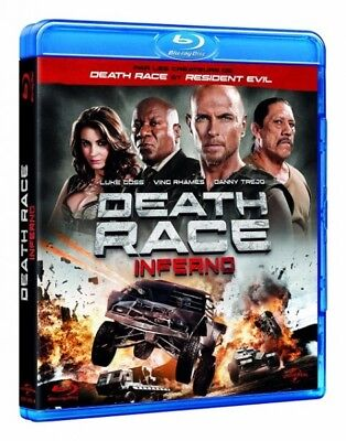 Death race Inferno BLU-RAY NEUF SOUS BLISTER