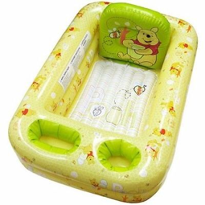 Baby Buthtub Seat Toddler Inflatable Boy Girl Bath Seat Newborn Shower Sinky Tub