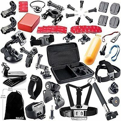 Accessories Action Camera Head Chest Mount Mono Pod Strap Kit GoPro Hero 2 3 4 5