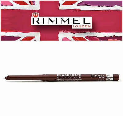 RIMMEL Exaggerate Full Colour - TWIST UP Lip Liner - 020 RICH -