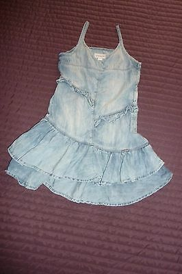 Vestito Diesel girls dress, size 8 years,originale bambina,taglia 8/9 anni,jeans