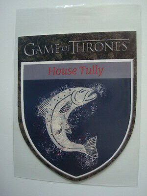 2012 Rittenhouse **GAME Of THRONES** Season 1 House Sigil Card #H4 *House TULLY*