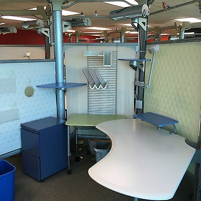 Herman Miller Resolve Cubicle Office System