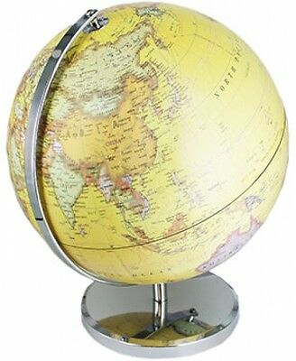Home Office School Library Stan Geographic Education Large Vintage Globe