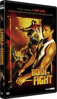 Born to Fight DVD NEUF SOUS BLISTER
